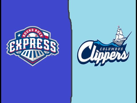 Round Rock Express v Columbus Clippers