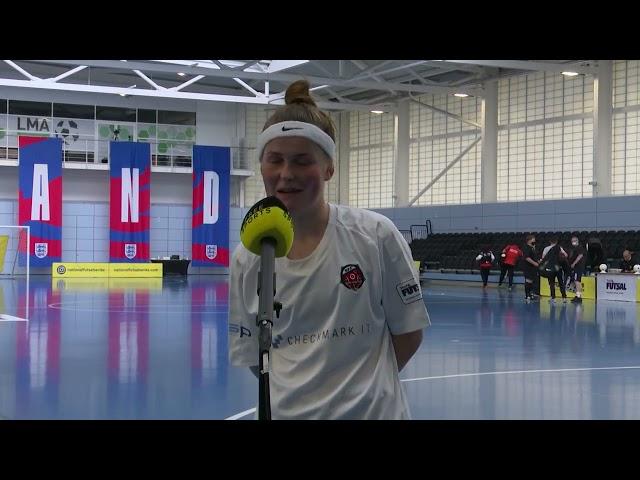 National Futsal Series Week 2 Women's Super Series Highlights