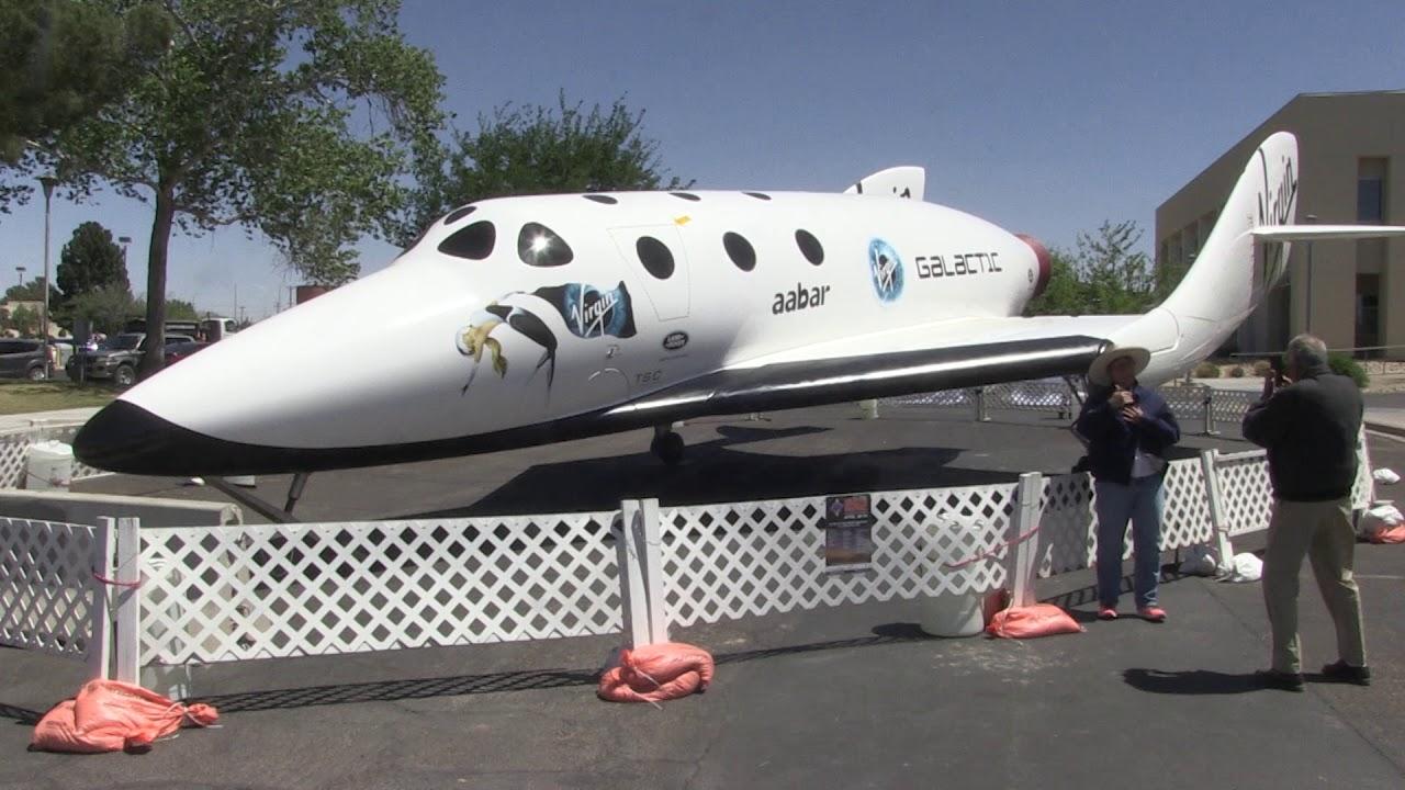 Bersiap Terbangkan Turis ke Bulan, Virgin Galactic Pindah Kantor ke Lokasi Peluncuran