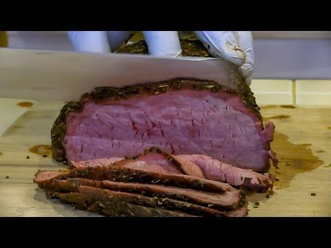 SmokingPit.com - MH JAB Alder Smoked Beef Bottom Round Roast