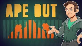 Ape Out - MUST ESCAPE