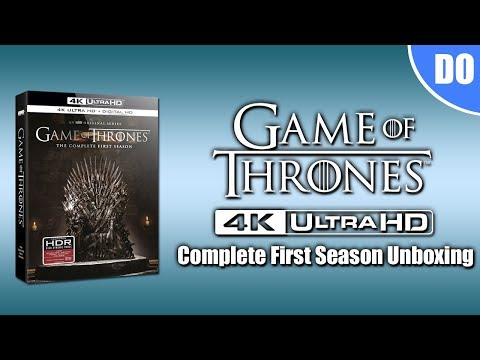 Game of Thrones: The Complete First Season...