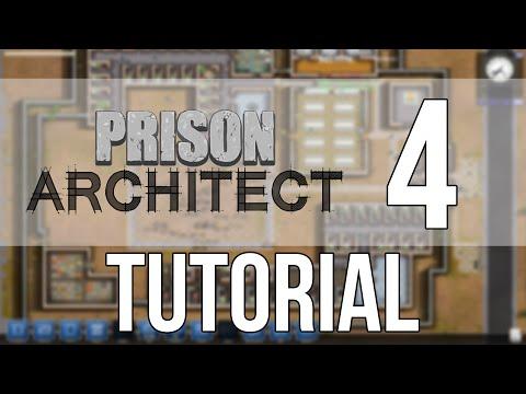 Prison Architect Alpha 33 Tutorial #4 | Prison Labor | Nic 360