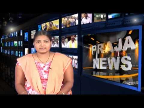 Praja Cable TV// News Bulletin // March 20th// 2018