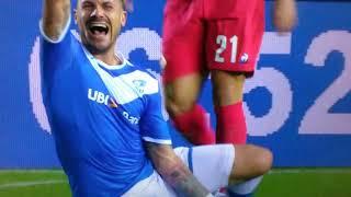 Dessena, infortunio shock  In Brescia Fiorentina Lunedì 21 Ottobre 2019