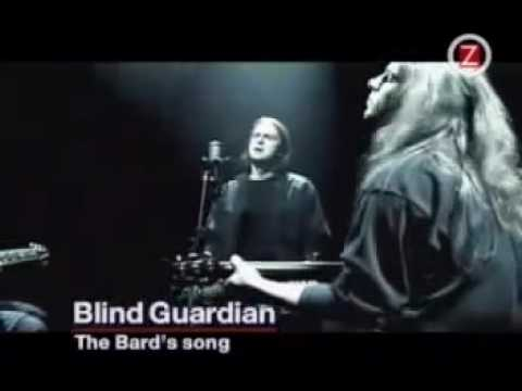 BLIND GUARDIAN - The Bard's Song (OFFICIAL MUSIC VIDEO)