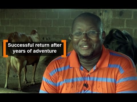 Mali: Successful return after years of adventure