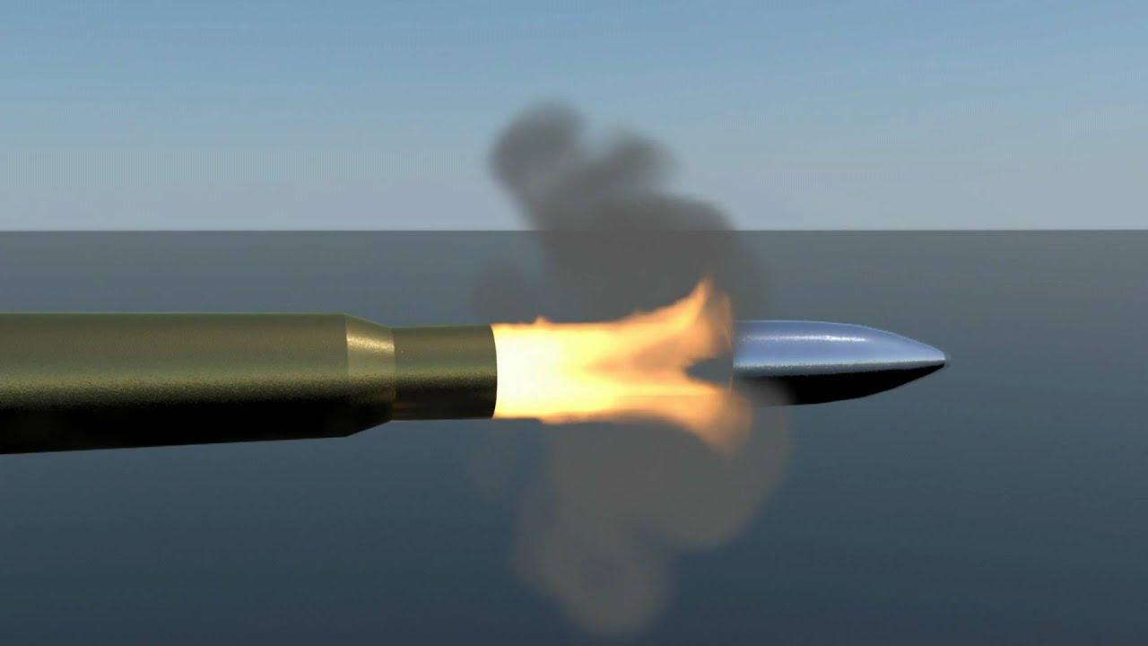 3D Bullet Fire 2 - YouTube