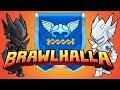 Brawlhalla : Scrub gets violated (watch the end)