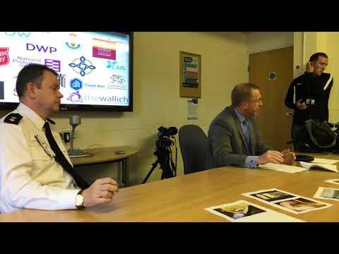 North Wales Police Speak On Wrexham 'Spice' Sentencing