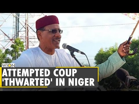 Niger: Attempted coup ahead of President Bazoum's inauguration | Latest English News | World News