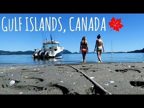 TRAVEL DIARY: GULF ISLANDS, BRITISH COLUMBIA