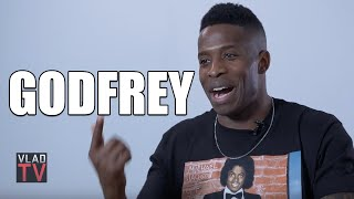 Godfrey Thinks Chuck D Got Tired of Flavor Flav's Unprofessionalism Over the Years (Part 6)