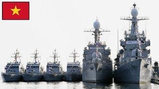 Tàu C.hien Việt Nam đem lại sức mạnh quân sự cho nhiều quốc gia trên thế giới (Video)