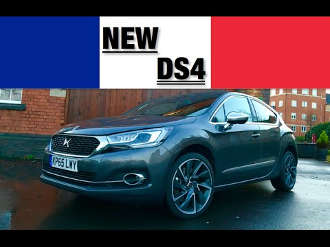 2016 Ds 4 Citroen Ds4 180 Automatic Review Inside Lane Youtube