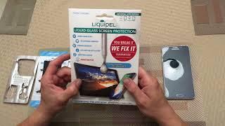 Liquipel Liquid-Glass Screen Protection