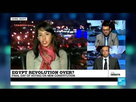 Egypt Revolution Over?: The #F24 Debate in a minute