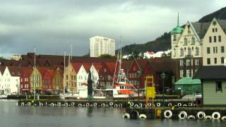 Norway, Edvard Grieg and the City of Bergen  [HD]