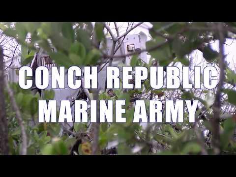 Conch Republic Marine Army
