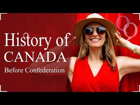 Canada Part I: Pre-Confederation