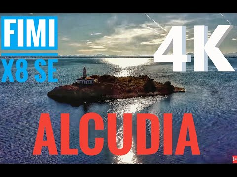 fimi-x8-se-[4k]---🌅-alcudia-¿is-it-the-paradise?-🌅