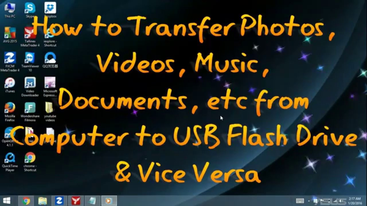 How to properly flash documents