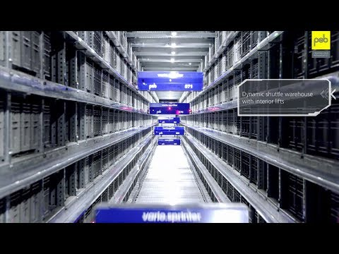 High-performance Distribution Center For Online Wholesalers