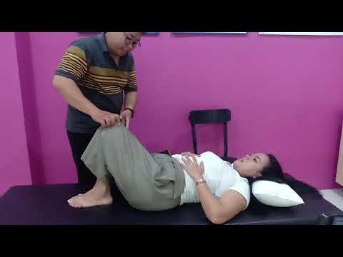 3 Latihan Mudah untuk Meredakan Nyeri Skiatik (Nyeri Bokong).