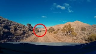 CRAZY ENCOUNTER AT AREA 51!!