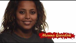Meet Menna Garedew - #BeAGorilla