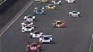 1987 WEC JAPAN Start Scene