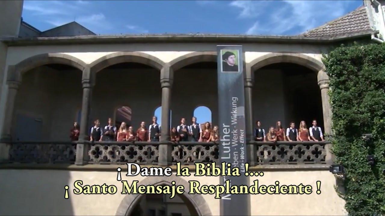 DAME LA BIBLIA - Fountainview Academy