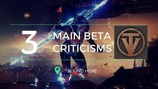Destiny 2 Beta Constructive Feedback thumbnail