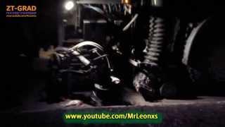 Как машина Johnston  VT800 убирает улицы Житомира ночью(«ZT-GRAD - погляд очевидця» представляет: Машина Johnston VT800 убирает улицы Житомира ночью в 00:12 по ул. Хлебной. ..., 2014-01-11T23:12:42.000Z)