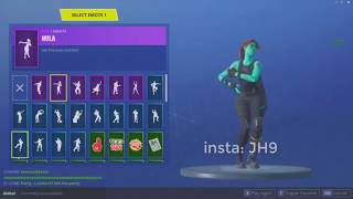 'NEW' LEAKED DANCE EMOTES - SEASON 5 FORTNITE BATTLE ROYALE