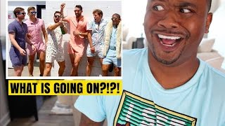 The Internet REACTS to Rompers for MEN! Top 30 FUNNIEST Tweets #Romphim