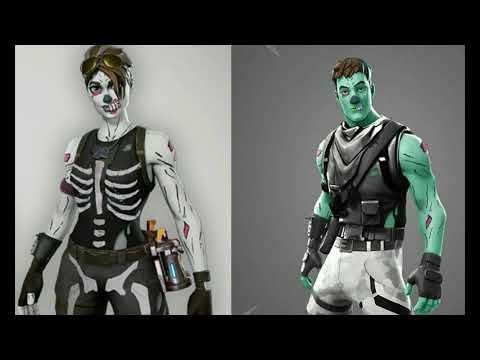 Ghoul Trooper Costume & Feral Ghoul (Fallout New Vegas