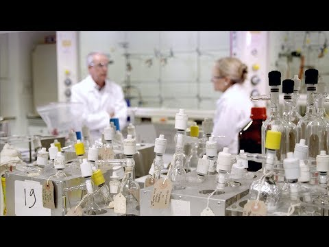 Life-changing chemical research at Oxford (Chemical Industries Association)