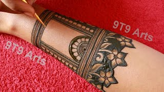 08/10/2016· this indian bridal mehndi design so elegantly forks along the path of your hand, which will show off your engagement or wedding ring. Floral Stylish Back Hand Mehndi Design Full Hand Bridal Mehndi Design New Intricate Wedding Mehndi Youtube