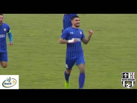 Virtus Bergamo-Como 0-2, 16° giornata d'andata Serie D Girone B 2018/2019