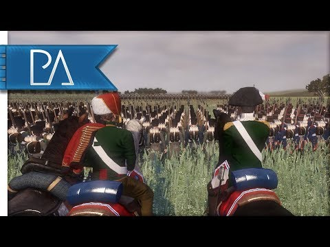 BATTLE FOR DOMINANCE: NAPOLEON Vs COALITION - 4v4 Clan Battle - Napoleonic: Total War 3 Mod Gameplay