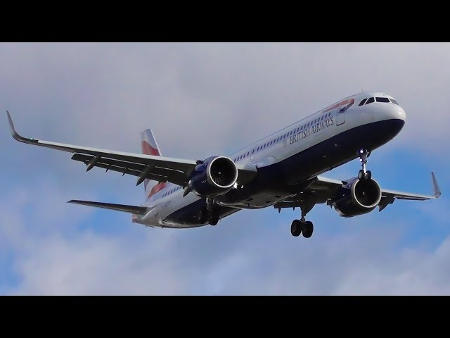 Plane Spotting at Manchester Airport | 10th March 2019