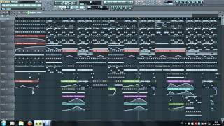 Full Song Remake: Calvin Harris & Disciples - How Deep Is Your Love (Instrumental FL Studio Cover)