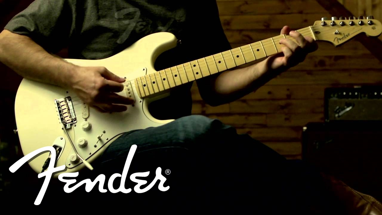 Fender N3 Noiseless Stratocaster® Pickups -- CLEAN | Fender on