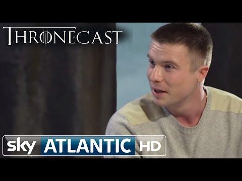 Game of Thrones Gendry  Joe Dempsie Thronecast