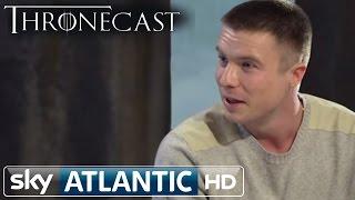 Game of Thrones Gendry - Joe Dempsie Thronecast Interview