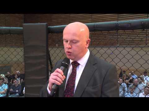 Johnathon Reid Vs Zeki Faulds - WFS1