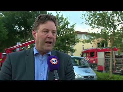 Extra uitzending vanwege brand Nunspeet 2