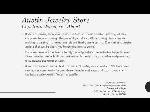 Copeland Jewelers, Austin Jewelry Store