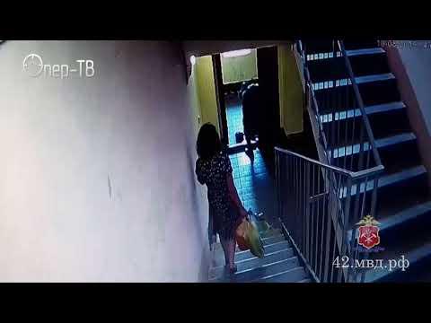 В Анжеро-Судженске полицейские раскрыли ограбление пожилой женщины